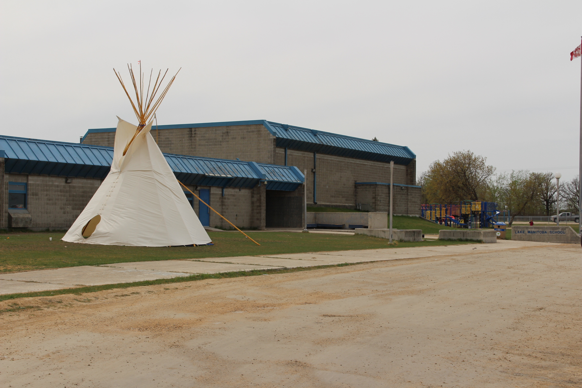 Lake Manitoba School